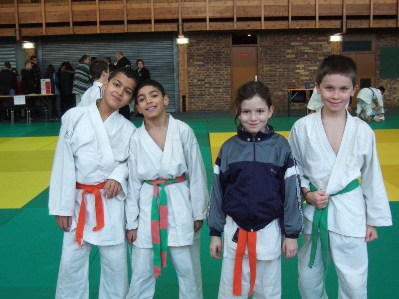 club judo 93310